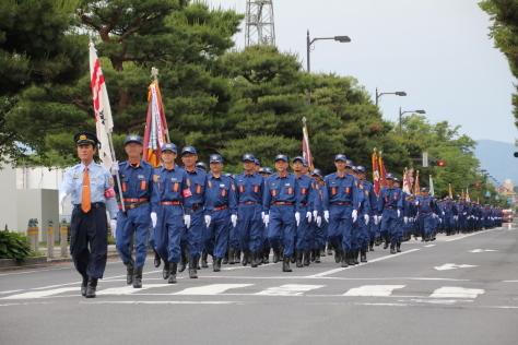 令和元年度十和田市消防団観閲式_f0237658_18342913.jpg