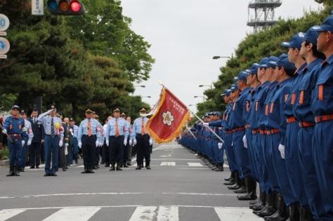 令和元年度十和田市消防団観閲式_f0237658_18343454.jpg