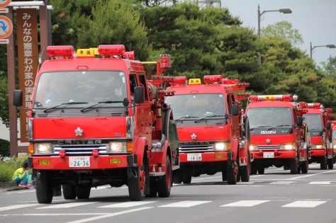 令和元年度十和田市消防団観閲式_f0237658_18344090.jpg
