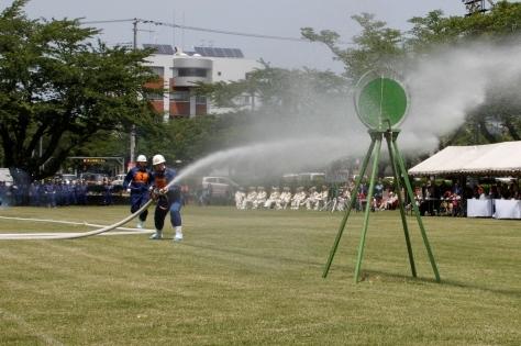 令和元年度十和田市消防団観閲式_f0237658_18344940.jpg