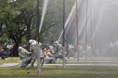 令和元年度十和田市消防団観閲式_f0237658_18345498.jpg