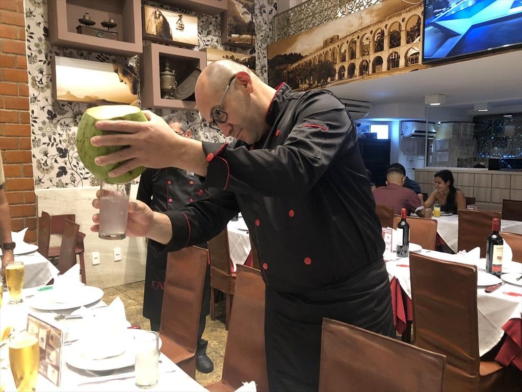 中南米の旅/55  リオ・デ・ジャネイロ*お食事編♪_a0092659_18175146.jpg