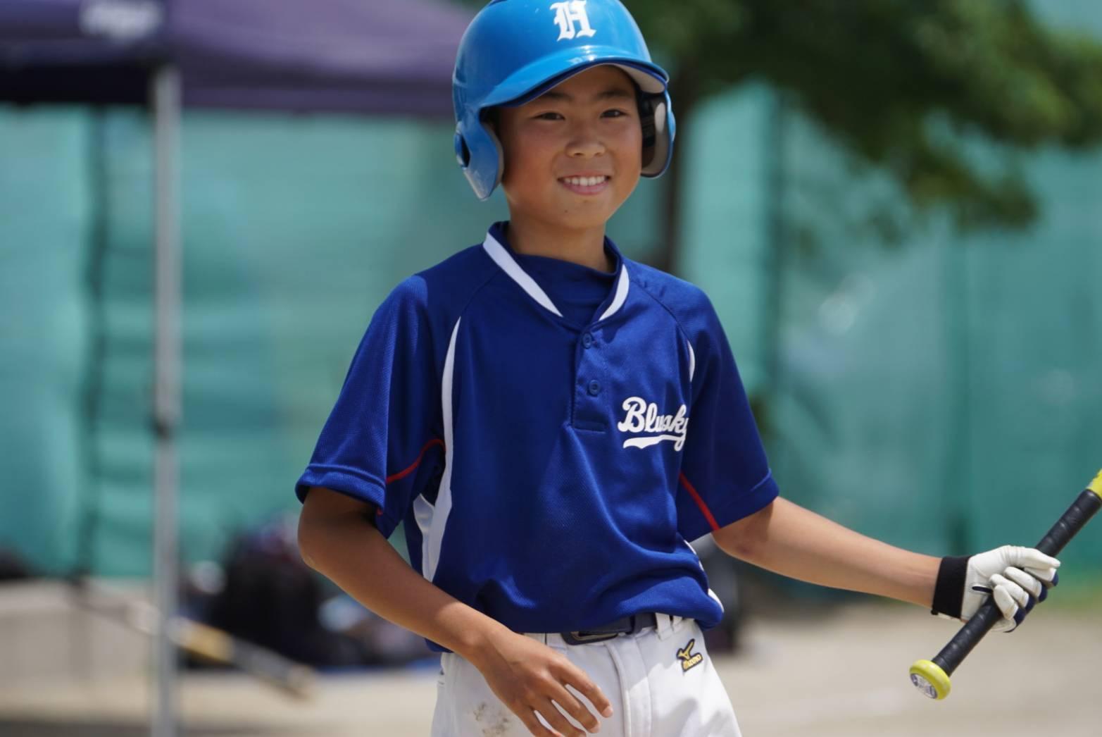6月9日練習試合結果です!vsみつば少年野球団さん_b0095176_12235197.jpeg