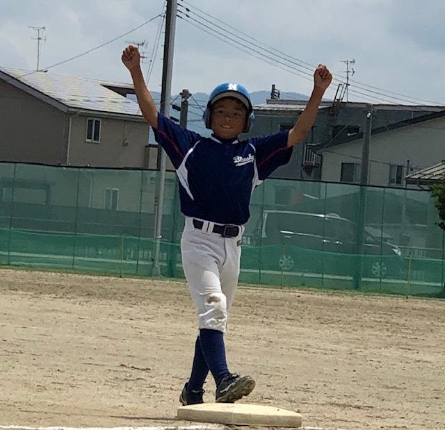 6月9日練習試合結果です!vsみつば少年野球団さん_b0095176_12241291.jpeg