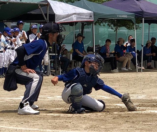 6月9日練習試合結果です!vsみつば少年野球団さん_b0095176_12242105.jpeg