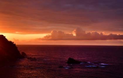 夕日が綺麗そうだったので夕方から岩美町の浦富海岸方面へ_b0194185_20325665.jpg