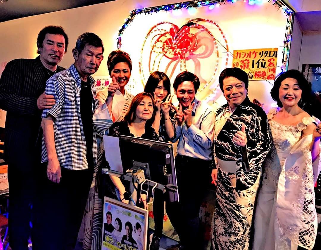 「歌う!セールスマン・ローカル線歌の旅」6月ロケ2日目_b0083801_13011622.jpg