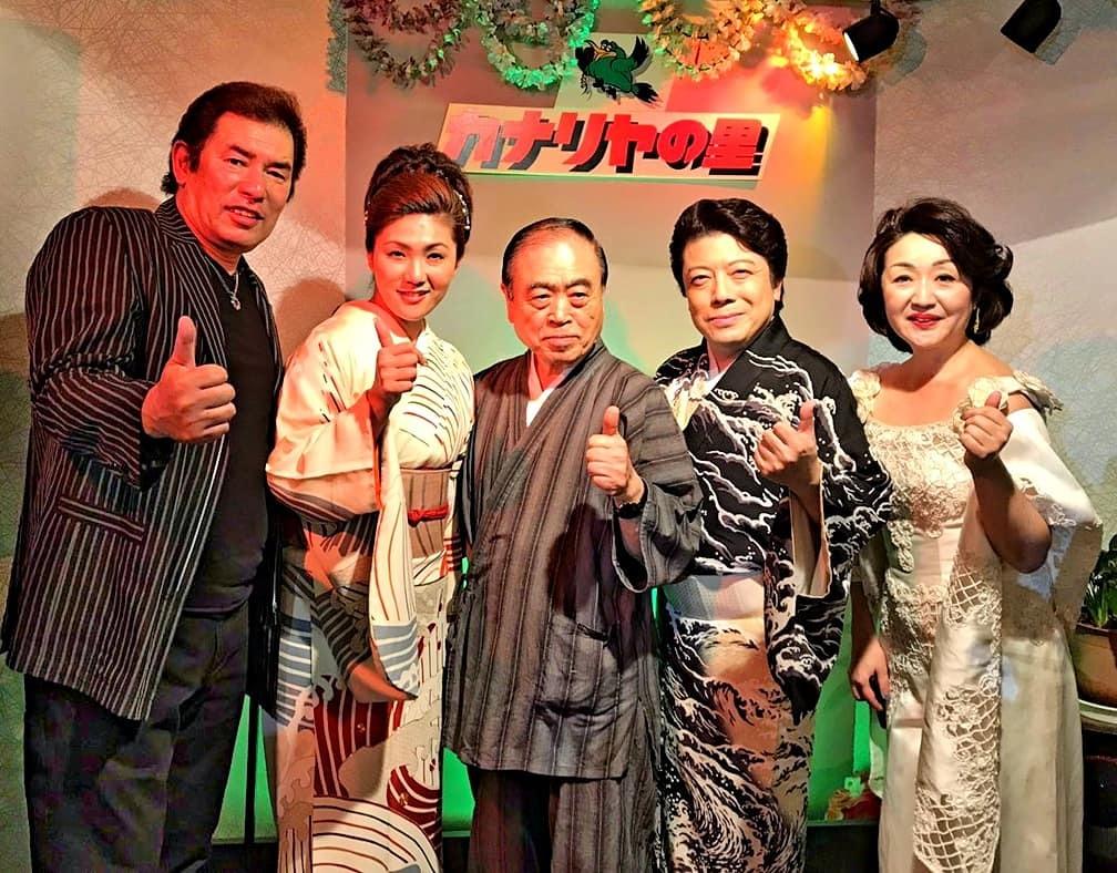 「歌う!セールスマン・ローカル線歌の旅」6月ロケ2日目_b0083801_13020748.jpg