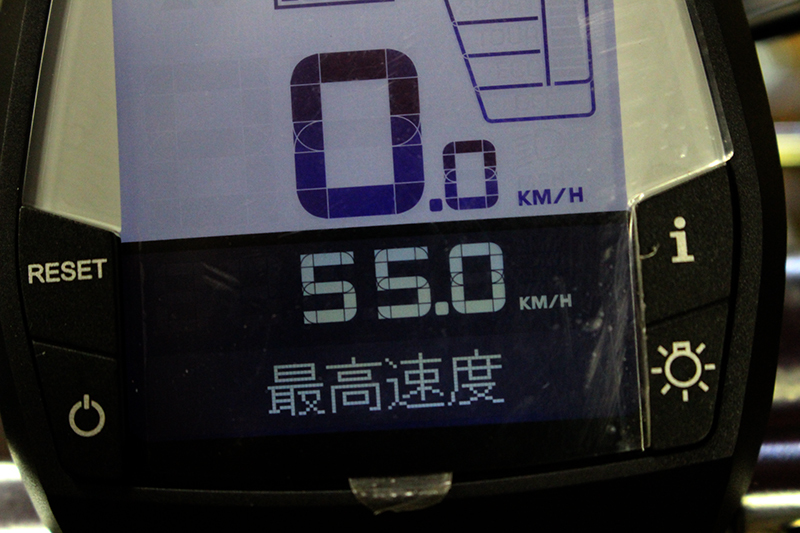 本日の最高速度。_a0139912_18205237.jpg