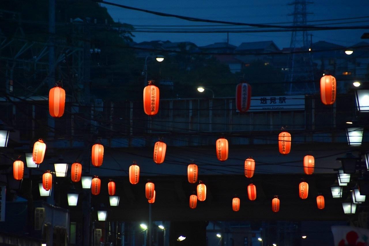 鹿島神社祭礼 昼も夜も食べ歩き♪_d0065116_22132037.jpg
