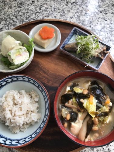 母のお昼ご飯!_e0137223_12552499.jpg