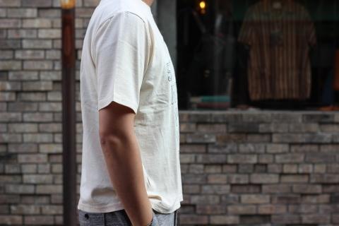 "「Jackman」べーブルースの名言 \""Print T-shirt\"" ご紹介_f0191324_08012856.jpg"