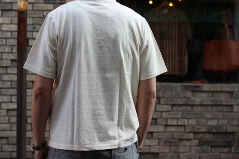 "「Jackman」べーブルースの名言 \""Print T-shirt\"" ご紹介_f0191324_08013510.jpg"