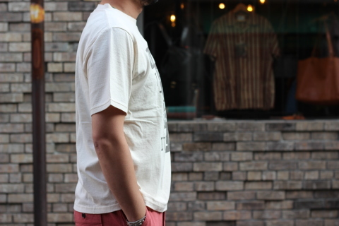 "「Jackman」べーブルースの名言 \""Print T-shirt\"" ご紹介_f0191324_08015906.jpg"