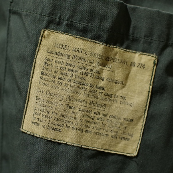 1960-70s US ARMY GREEN 274 JACKET_d0257333_20075942.jpg