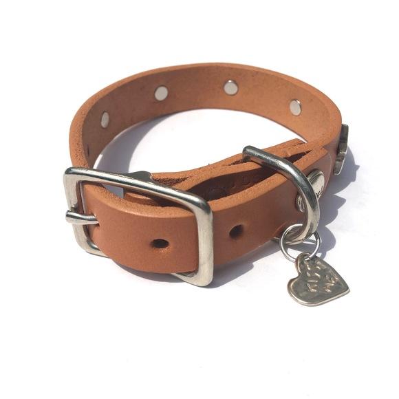 Dog La Star COLLAR ドグラ スター カラー 3/4インチ(2cm幅) 別注10インチ_d0217958_11221164.jpg