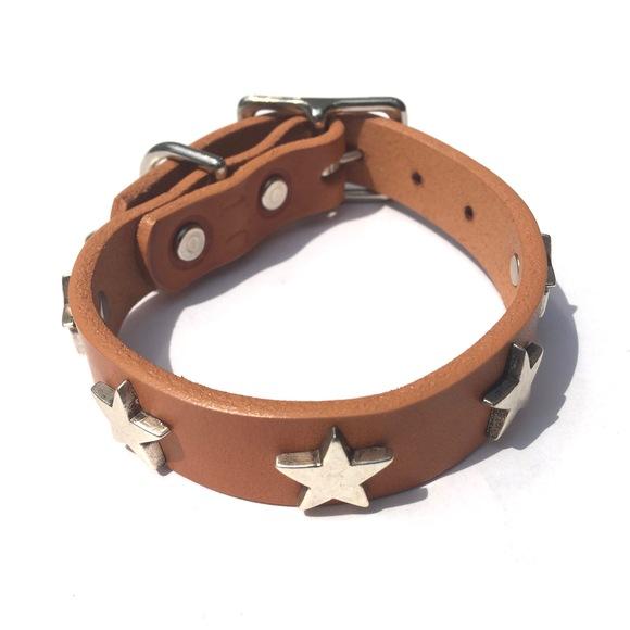 Dog La Star COLLAR ドグラ スター カラー 3/4インチ(2cm幅) 別注10インチ_d0217958_11222043.jpg