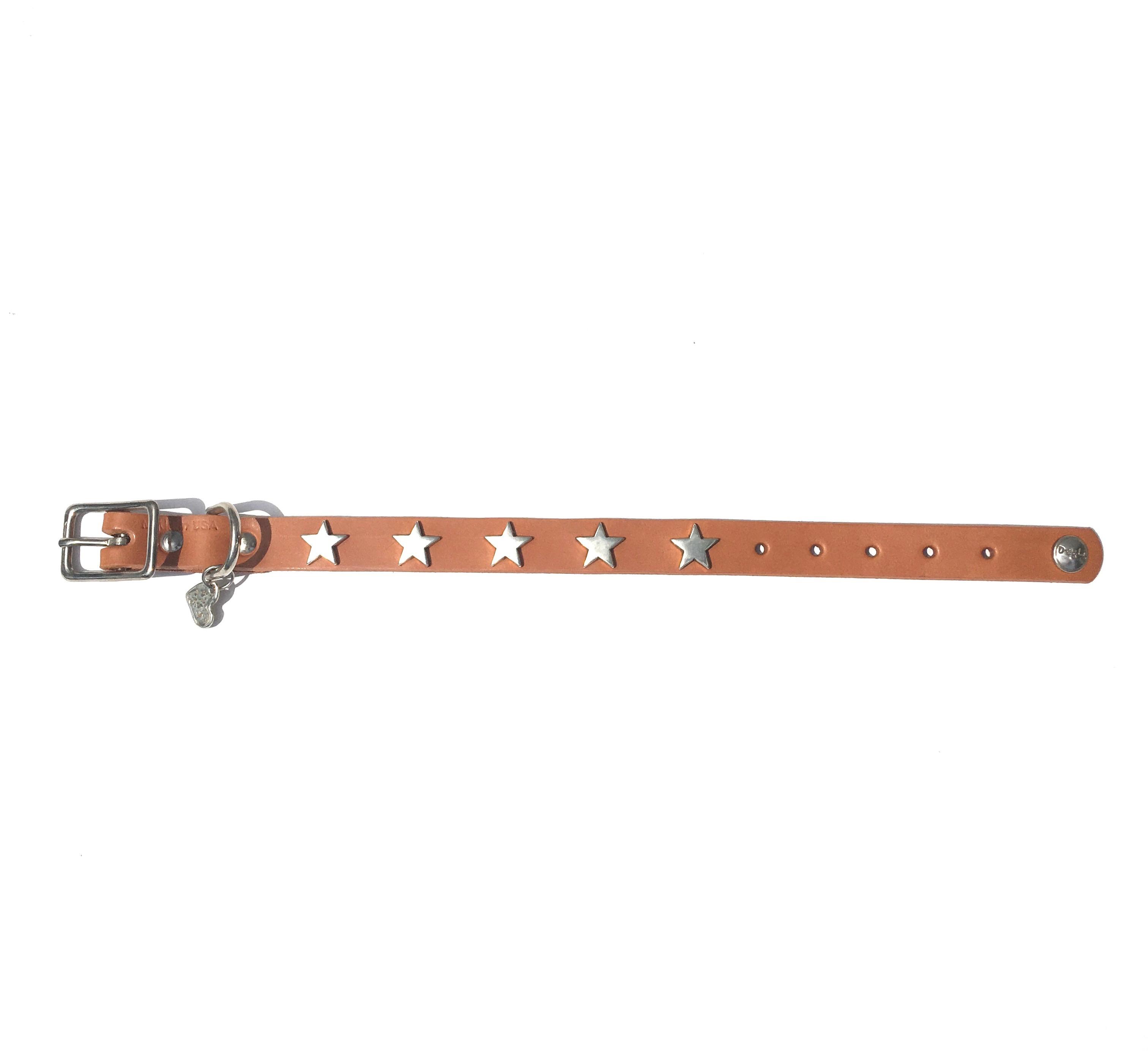 Dog La Star COLLAR ドグラ スター カラー 3/4インチ(2cm幅) 別注10インチ_d0217958_11223174.jpg