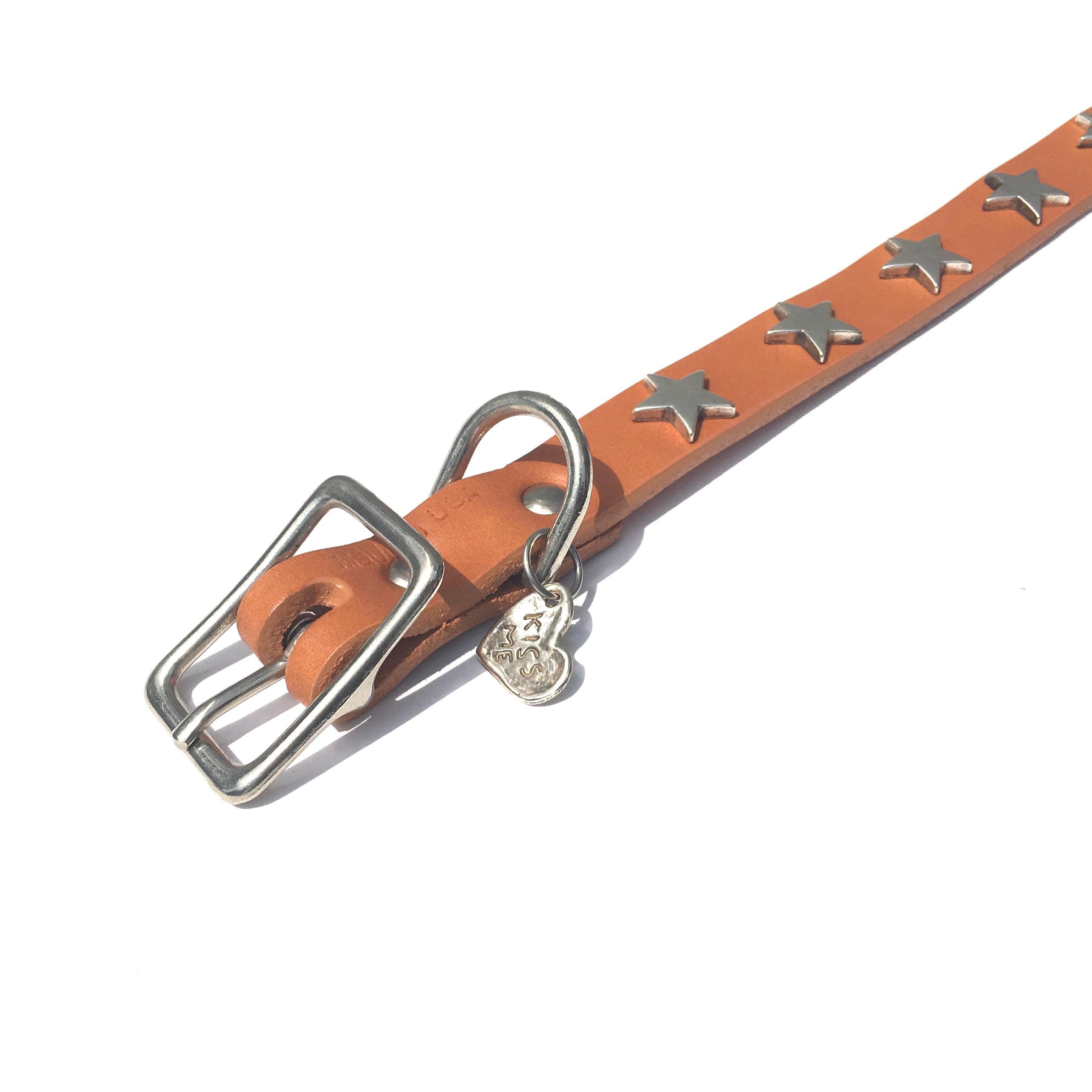Dog La Star COLLAR ドグラ スター カラー 3/4インチ(2cm幅) 別注10インチ_d0217958_11224113.jpg