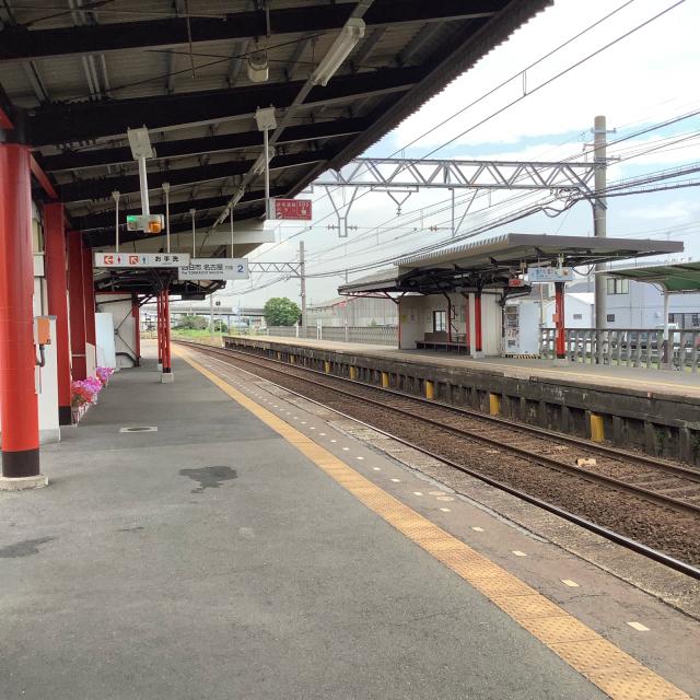 はじめて降り立つ駅に心踊る、近鉄海山道駅。_a0334793_21114236.jpg