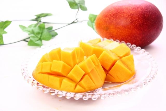 【レシピ】パイナップルとマンゴーのソース_e0167593_13293496.jpg