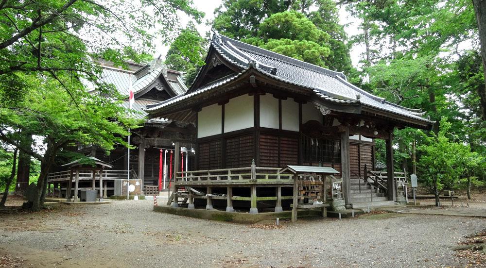 県指定有形文化財 「八坂神社」_b0114798_16512885.jpg
