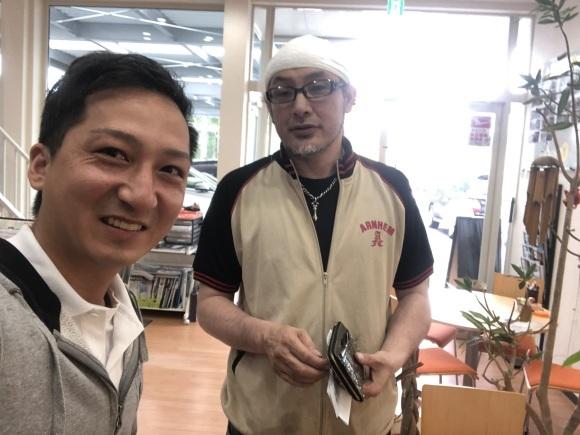 6月13日(木)本店ブログ♪ ランクル ハマー アルファード_b0127002_18181627.jpg