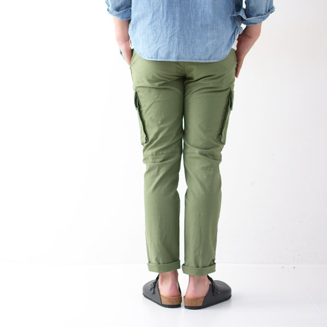 STUDIO ORIBE [スタジオオリベ] FRENCH CARGO PANTS [カーゴパンツ] [FC02] MEN\'S/LADY\'S_f0051306_12022768.jpg