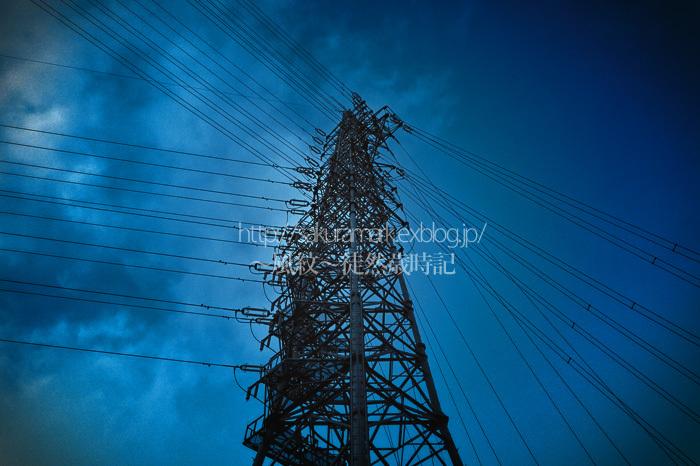 梅雨闇の塔。_f0235723_20220029.jpg