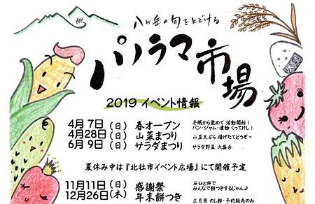 八ヶ岳倶楽部とパノラマ市場_e0172950_2043190.jpg