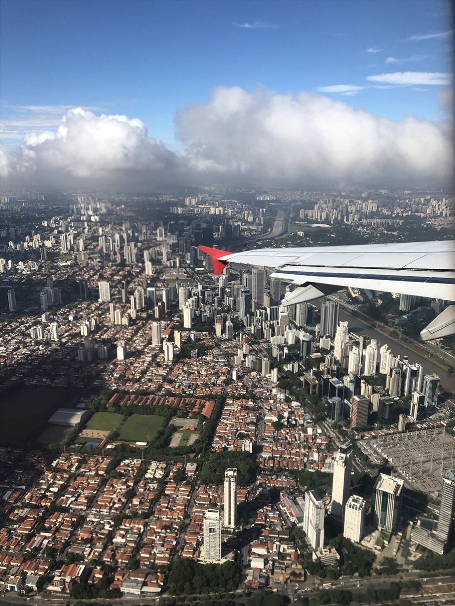 中南米の旅/56 リオからイグアスへ♪_a0092659_22290938.jpg