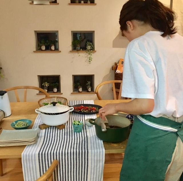 cooking  お嫁さんと一緒に♪_a0165160_22585600.jpg