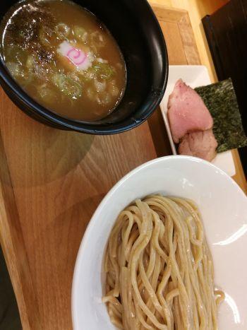 らぁ麺 はんにゃ_a0007462_23294104.jpg