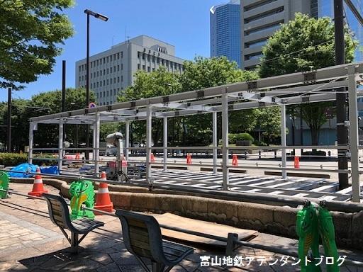 富山駅の様子をお届けします♪その3_a0243562_13090046.jpg