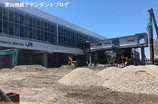 富山駅の様子をお届けします♪その3_a0243562_13120776.jpg