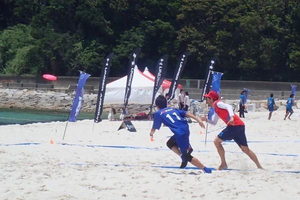 WFDF2019アジア・オセアニアビーチアルティメット選手権大会_f0164662_14023242.jpg