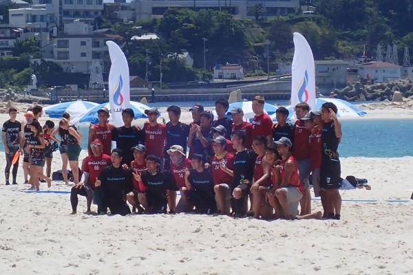 WFDF2019アジア・オセアニアビーチアルティメット選手権大会_f0164662_14030812.jpg