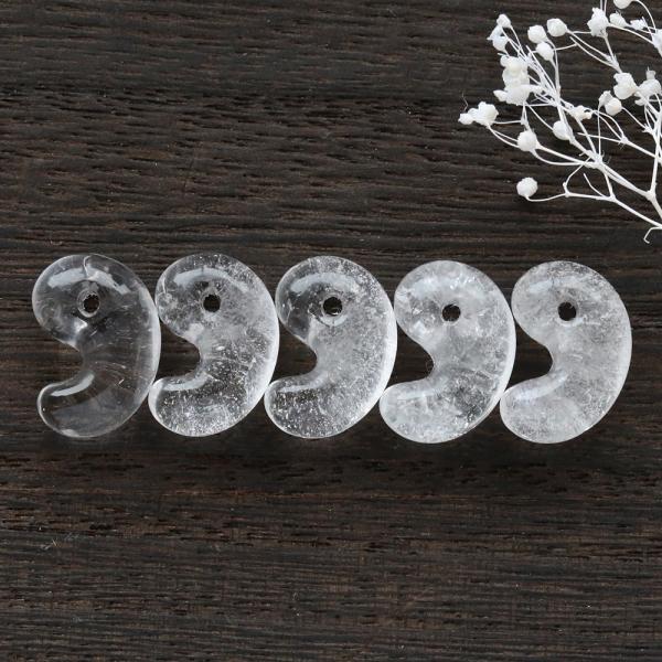 (ネット先行販売!)ヒマラヤ水晶勾玉(インド・マニカラン産)_d0303974_17450945.jpg