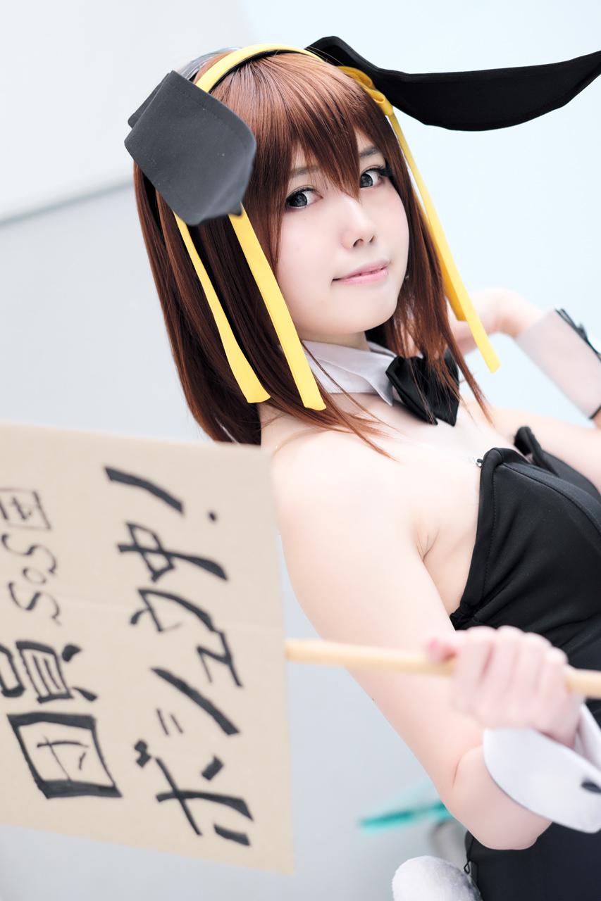 涼宮ハルヒ/しおんさん_c0119094_23291493.jpg