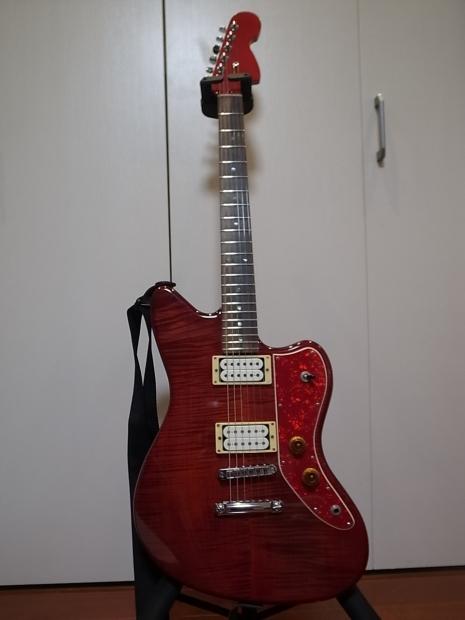 コンポーネントギター(ワ―モスボディ+USAカスタムギターズネック)ジャズマスターシェイプ_f0197703_18041606.jpg