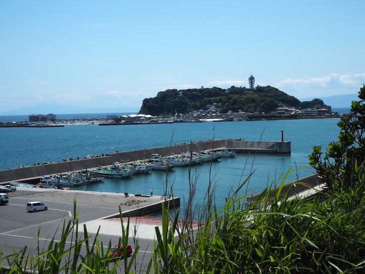 鎌倉高校前 から 江の島へ ♪ (5/30ひとり遠足)_c0212604_22111571.jpg