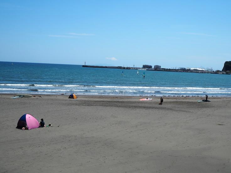 鎌倉高校前 から 江の島へ ♪ (5/30ひとり遠足)_c0212604_22124260.jpg