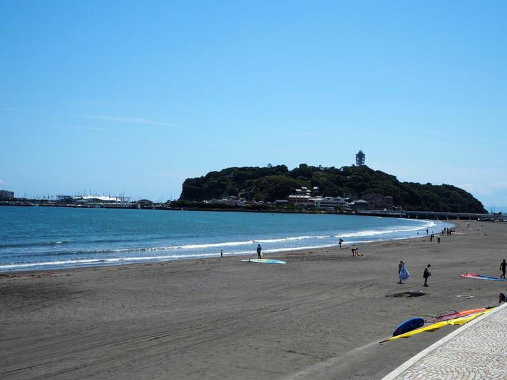 鎌倉高校前 から 江の島へ ♪ (5/30ひとり遠足)_c0212604_22134754.jpg