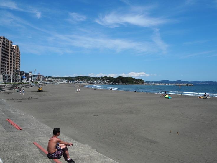 鎌倉高校前 から 江の島へ ♪ (5/30ひとり遠足)_c0212604_22142196.jpg