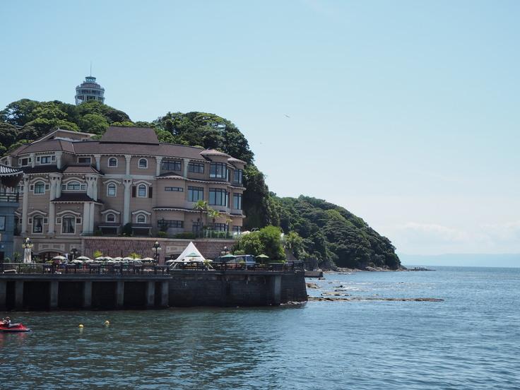 鎌倉高校前 から 江の島へ ♪ (5/30ひとり遠足)_c0212604_221638.jpg