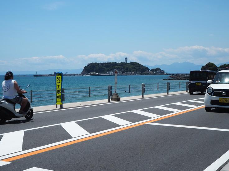 鎌倉高校前 から 江の島へ ♪ (5/30ひとり遠足)_c0212604_226458.jpg