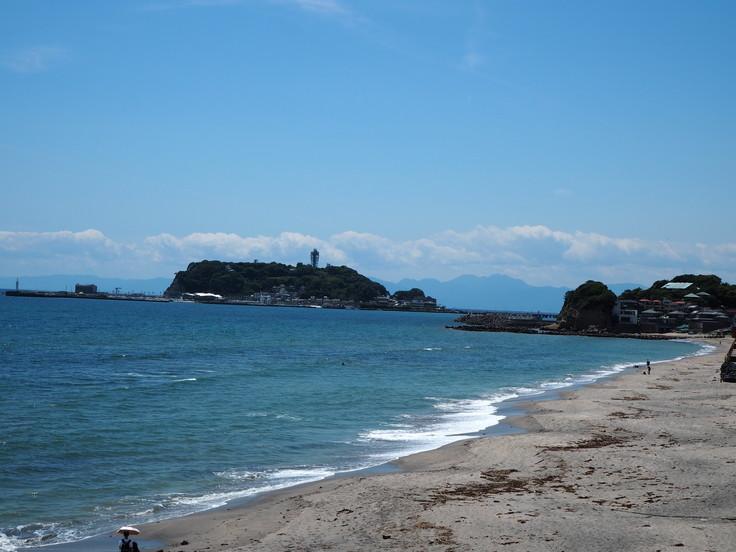 鎌倉高校前 から 江の島へ ♪ (5/30ひとり遠足)_c0212604_2271812.jpg