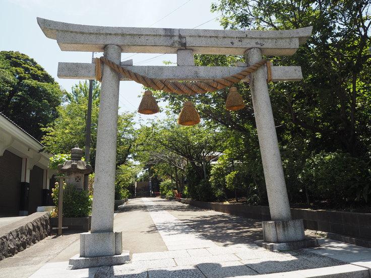 鎌倉高校前 から 江の島へ ♪ (5/30ひとり遠足)_c0212604_2281171.jpg