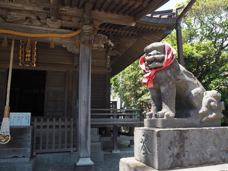 鎌倉高校前 から 江の島へ ♪ (5/30ひとり遠足)_c0212604_229269.jpg