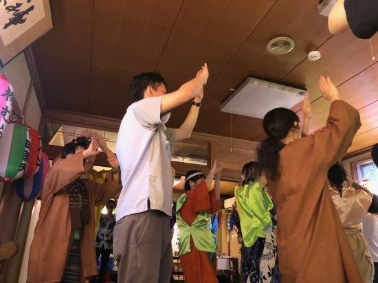 盆踊りのシーズンがやってくるヨ(あれこれ)_e0303005_01470072.jpg